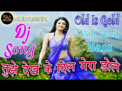 Tujhe Dekh Ke Dil Mera Dole New Stile Mix (Desi Dj Night Club) Dj Mudassir