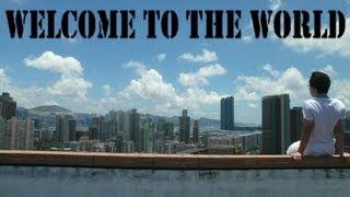 WELCOME TO THE WORLD LIP DUB || THEKIERANCAREW