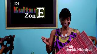 Di Kulture Zone with Sophia Nicholson