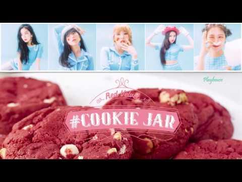 Red Velvet (レ ッ ド · ベ ル ベ ッ ト) - #CookieJar Lyrics [KAN/ROM/ENG]
