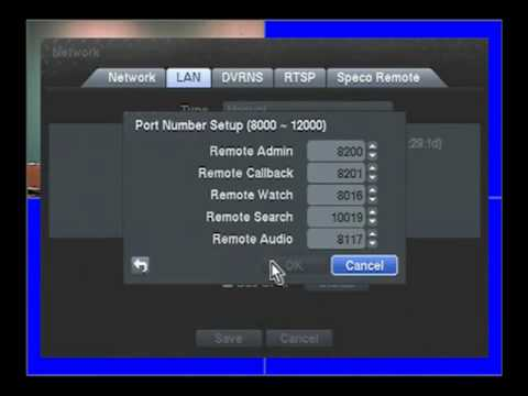 cs wcs ls ps and gs manual network setup speco technologies rh youtube com Speco Used Equipment Speco Speakers