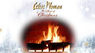Celtic Woman - Amid The Falling Snow -  Holiday Yule Log