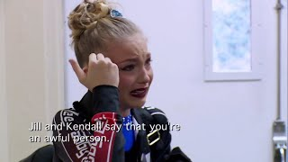 Dance Moms - Brynn Gets Very Upset With Jill And Leaves After Getting Her Team Jacket (S6,E12) HD