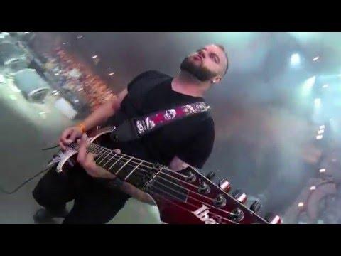 FRONTSIDE@Daron- Nie Ma Chwały Bez Cierpienia-Woodstock 2015