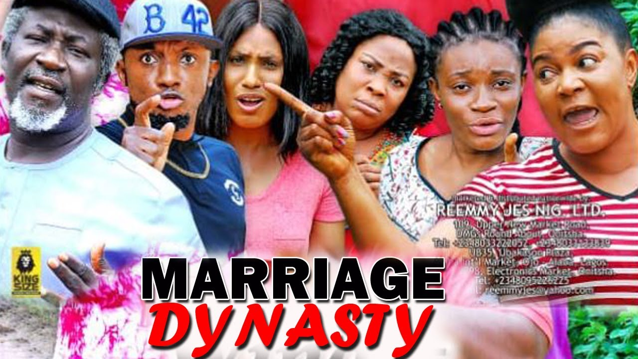Download MARRIAGE DYNASTY COMPLETE SEASON FULL MOVIE 5&6 - 2020 Latest Nigerian Nollywood Movie Full HD