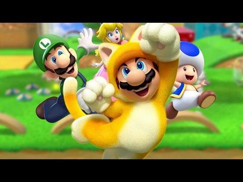 Super Mario 3D World con Vi