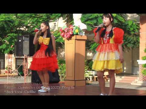 KHẮC GHI _ Quỳnh Chi ( Đồ Rê Mí 2007 ) ft. Đông Hà.
