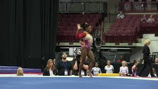 Simone Biles - Floor Exercise - 2018 GK U.S. Classic - Senior Competition