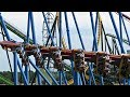 Six Flags Great Adventure Vlog 2017