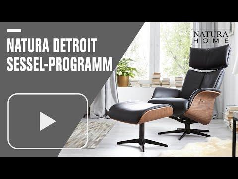 Natura Detroit Sessel im Produktvideo