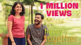 Happy Together Malayalam Short Film HD 2019 | Vineeth Viswam, Dini | Anuradha Indira