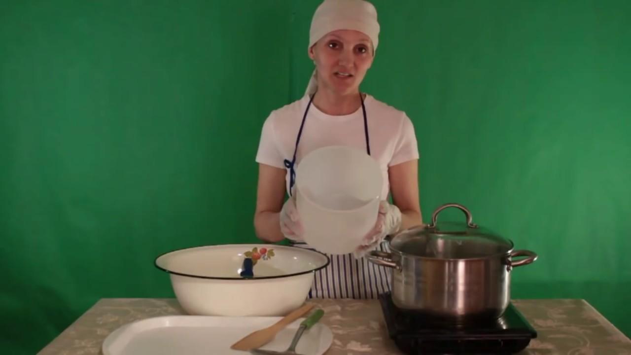 сулугуни в домашних условиях рецепт с фото пошагово