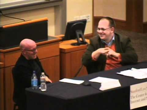 Internet Freedoms and Their Consequences - An Evening Debate with Andrew McLaughlin & Evgeny Morozov