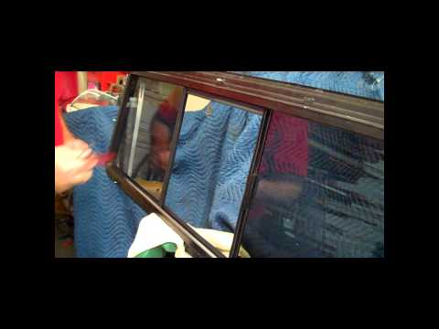 Pickup trucks sliding rear window Back glass movable replacement