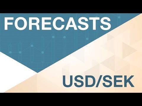 Прогноз для USD/SEK