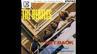 Two of Us - The Beatles {Get Back sessions} (HQ)