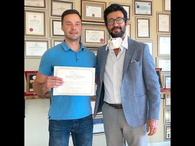 Closed atraumatic rhinoplasty fellowship program by dr. Tas with dr. Yakiv zemskov