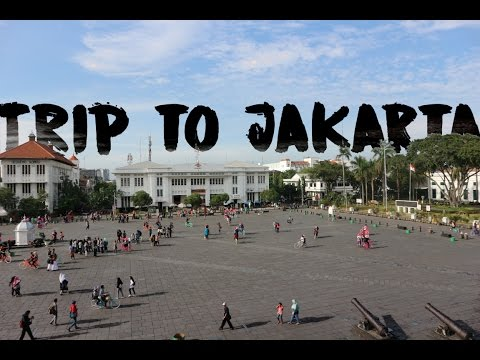 Trip to Jakarta (Study Tour SMAN 2) - VLOG#1