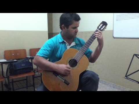 Estudo n°1 - Heitor Villa Lobos interpretado por Antonio de Oliveira