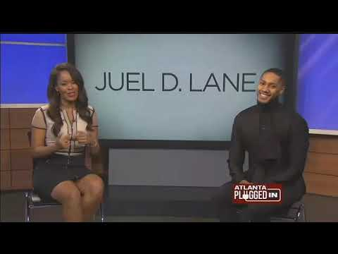 Atlanta Choreographer Juel D  Lane on CBS46 Atlanta Plugged In With Julie  Smith