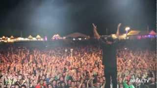 "BREAL.TV | Cypress Hill x Rusko - ""Lez Go"" Live @ Garorock Festival 2012"