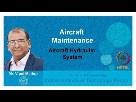 Lecture 03   Aircraft Hydraulic System