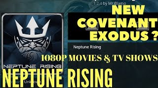 NEPTUNE RISING MOVIES AND TV SHOWS ADDON FOR KODI DECEMBER 2017