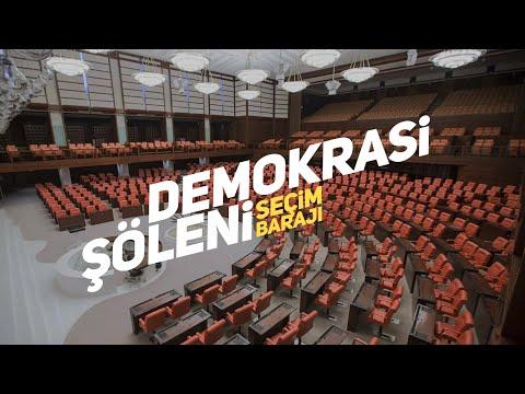 demokrasi şöleni: seçim barajı - bölüm 1