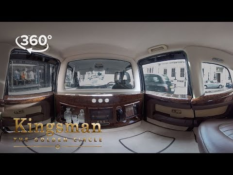 Kingsman: The Golden Circle   A 360° Virtual Reality Tour   20th Century FOX