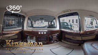 Kingsman: The Golden Circle | A 360° Virtual Reality Tour | 20th Century FOX
