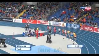 1500м Мужчины - Командный чемпионат Европы 2014 - Брауншвейге