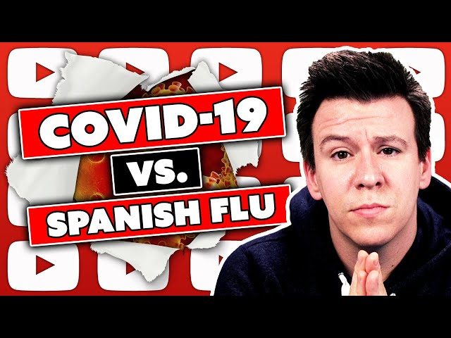 Why COVID-19 isn't The Spanish Flu. Here is Why and What that Means for You