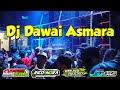 DJ DAWAI ASMARA BY RICO INDRA R2 PROJECT. BKR AUDIO, BASS DUP DER