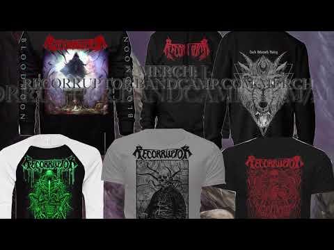 Recorruptor  Sleepeater feat. Alex DeRose of Bog Wraith