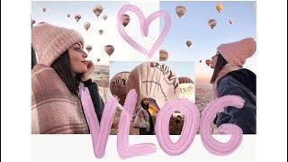 Турция с блоггерами// День Рождения парня // 200 воздушных шаровв небе в Каппадокии