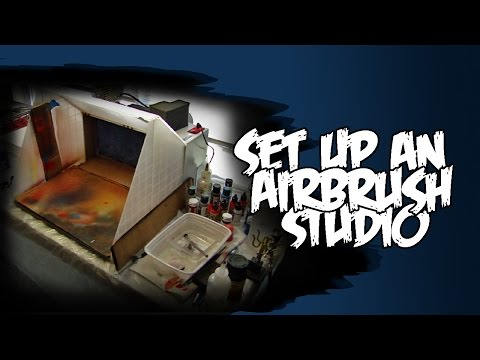 how-to-set-up-an-miniature-airbrush-studio-at-home-models