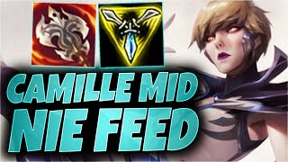 Camile mid to nie Feed‼ ☜(゚ヮ゚☜)