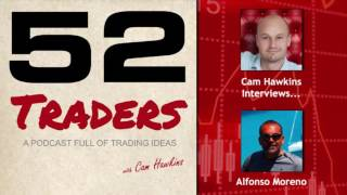 Supply & Demand Fx Trading w/ Alfonso Moreno - Forex Trading Interview | 55 mins