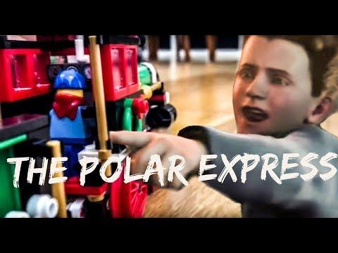 The Polar Express - Back on Track (Lego)
