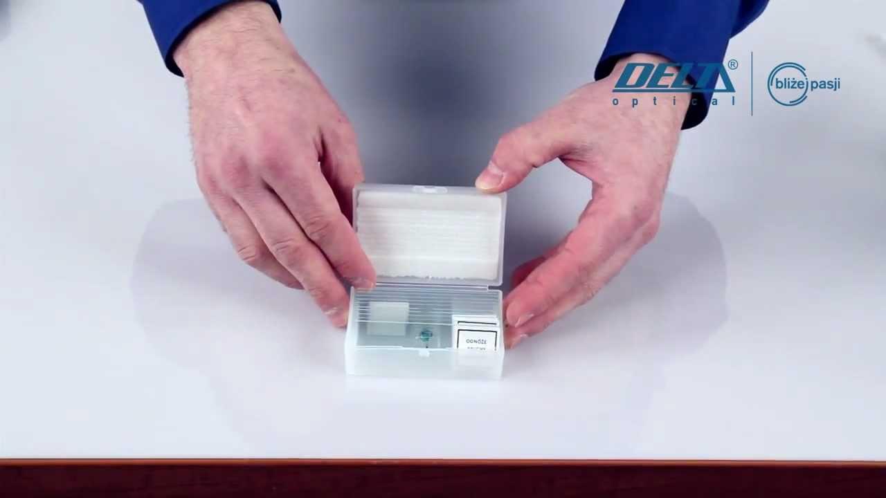 Mikroskop delta optical biolight 200 youtube