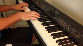 river flows in you on yamaha cp5