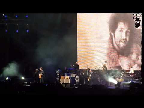 Paul McCartney - On the Run Tour 2012 @ Montevideo, Uruguay - Estadio Centenario