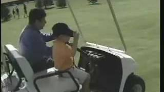 5 year old  Golf Prodigy WCAX Interview, August 26, 2006