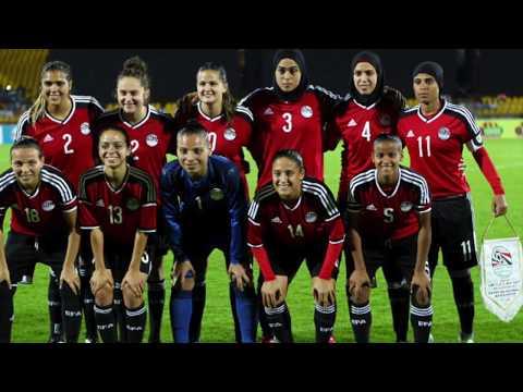 Egyptian National Player - Mahira Ali #14