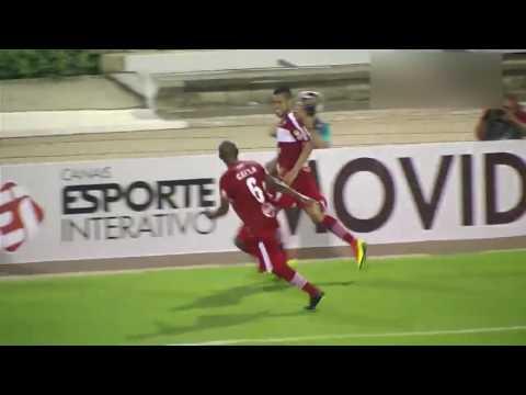 Melhores Momentos CRB 2x1 CSA Copa do Nordeste 05 02 2017