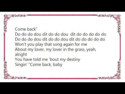 Van Morrison - Wavelength Lyrics