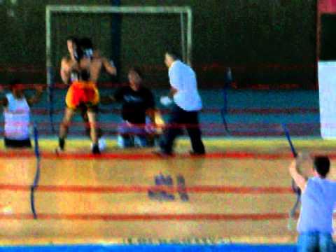 Tiago da silva k2 vs hugo rocha  Campeonato mineiro 2009