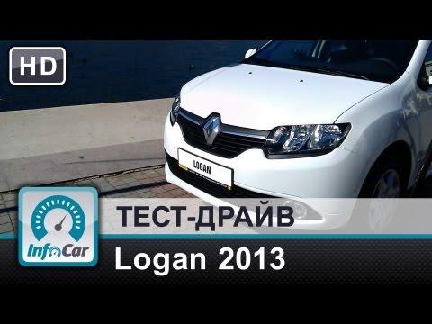 Renault Logan II покоління Седан