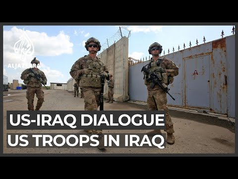 What next for US troops in Iraq?