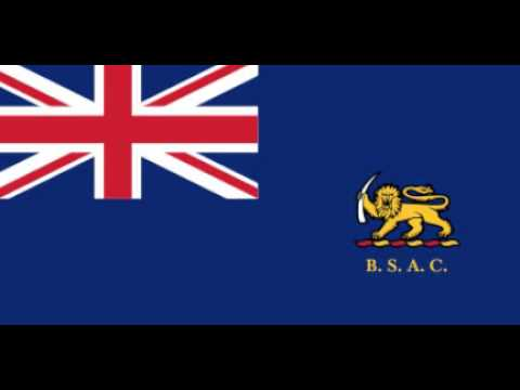 Ensign of the British South Africa Company 1889 - 1961